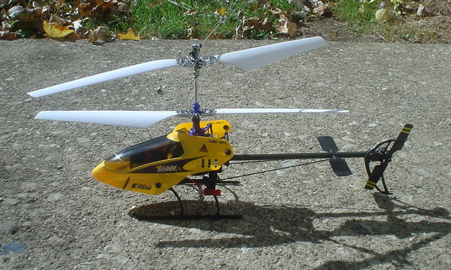 Blade CX2 Helicopter