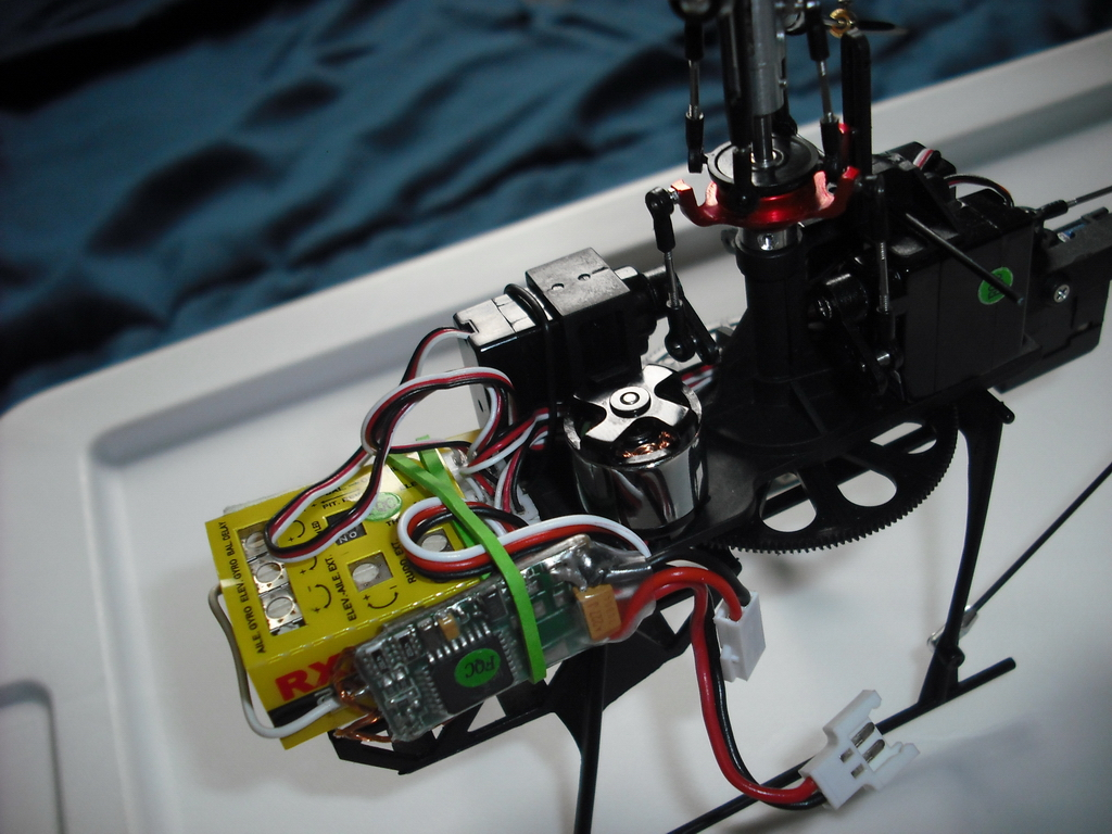 Hp07 2 Helicopter Motor Review Rc Helicopter Quadcopter