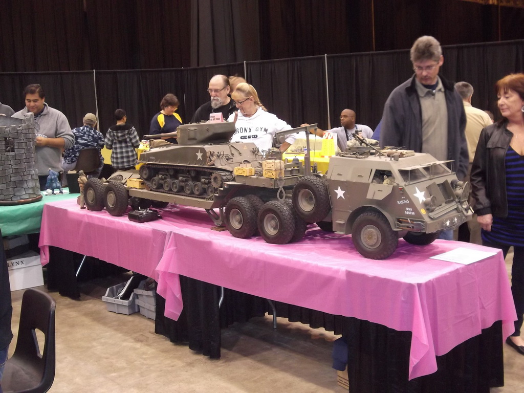 IHobby Expo At The IX Center In Cleveland Ohio RC Helicopter - Ix center car show 2018