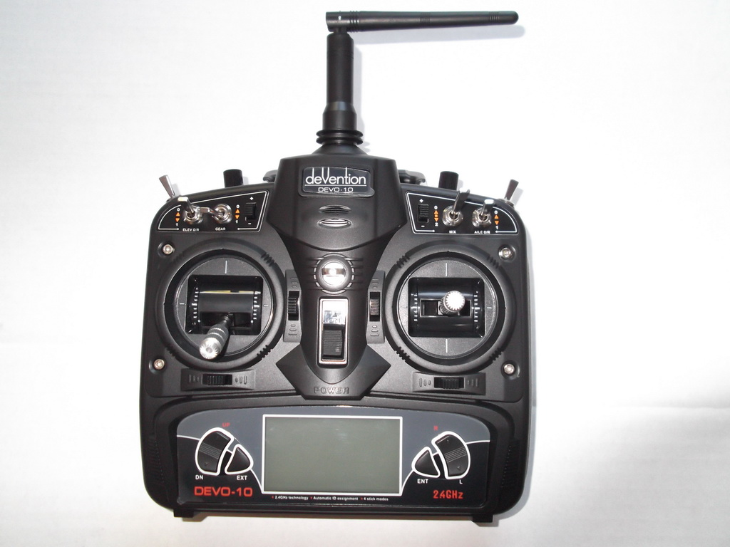Walkera Devo 10 Transmitter