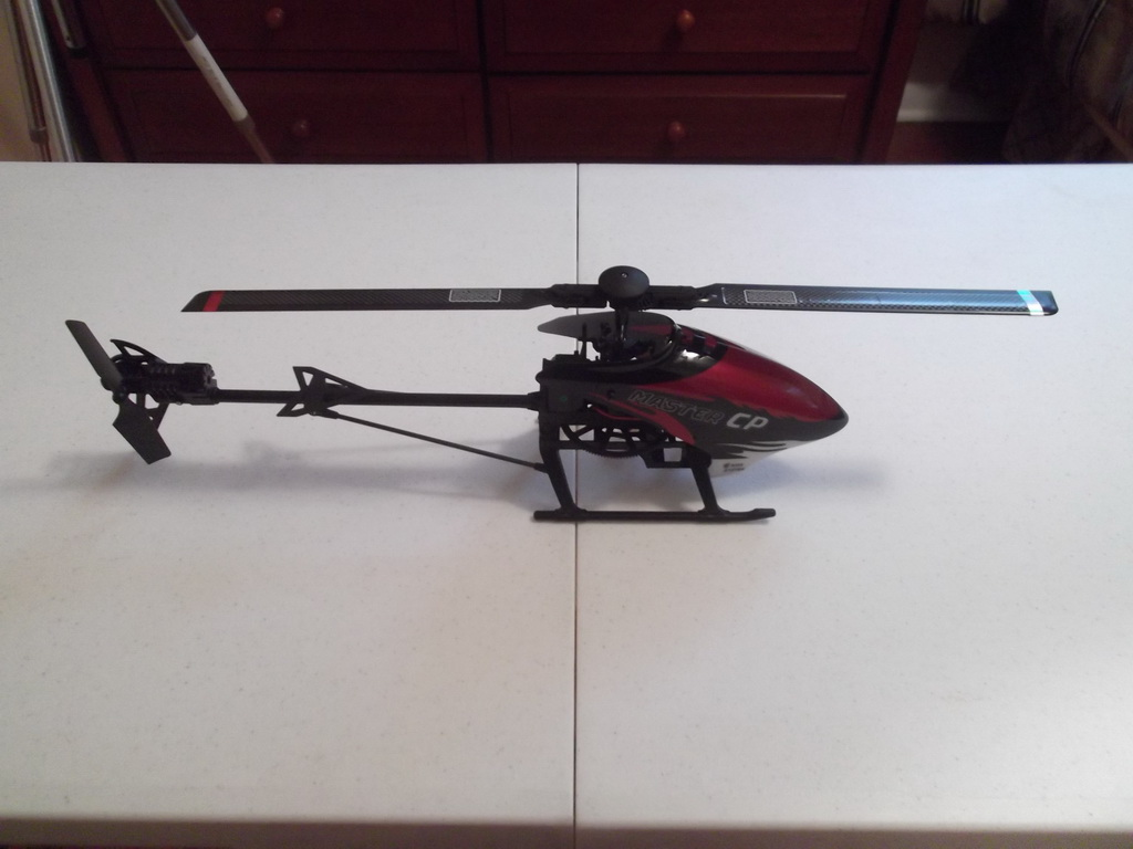 Walkera Master CP Helicopter