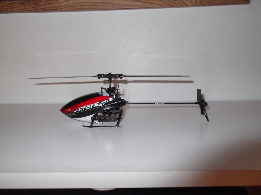 Walkera Mini CP Helicopter Review - RC Product Reviews