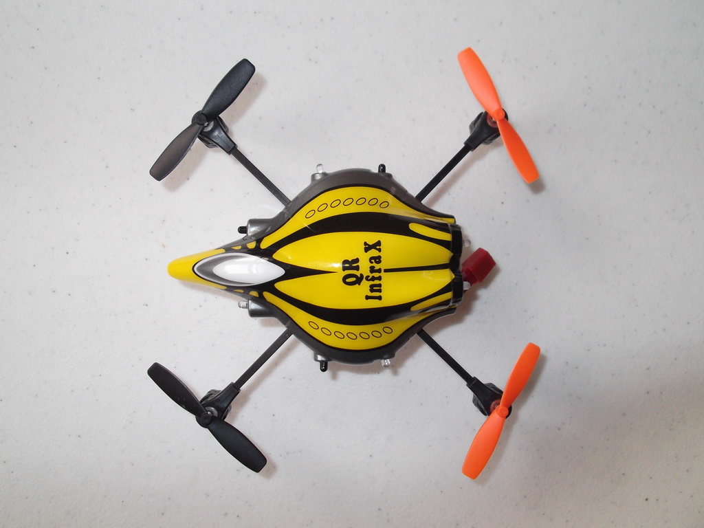 Walkera QR Infra X Quadcopter