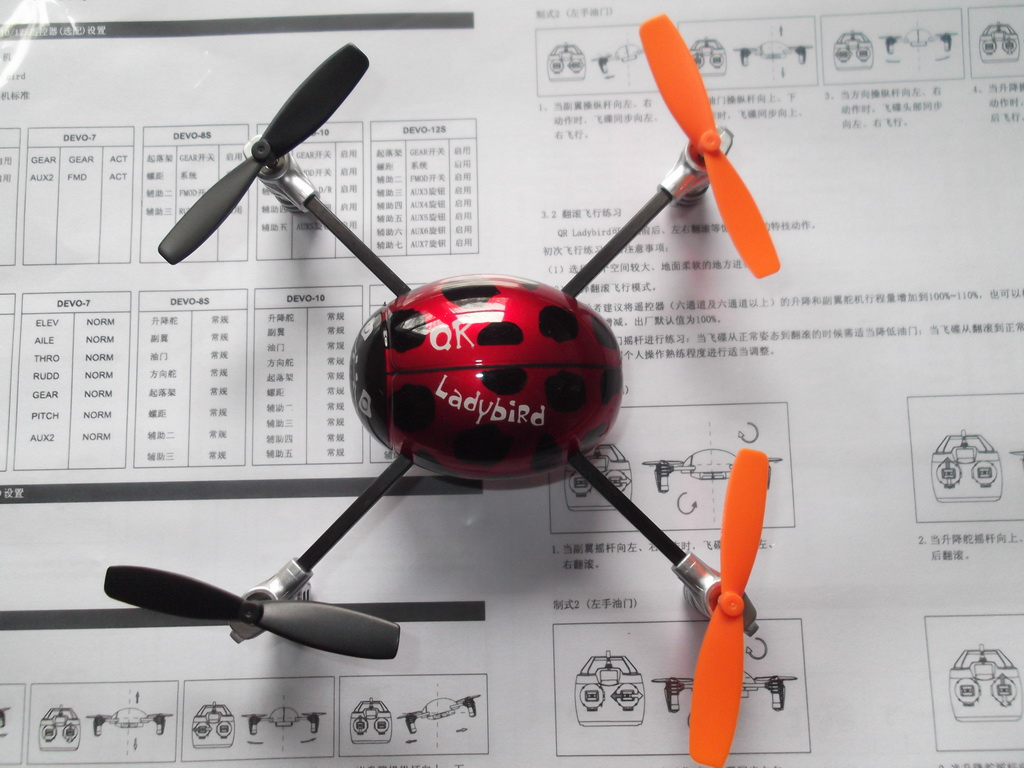walkera qr ladybird v1 quadcopter review rc helicopter quadcopter rh rcproreviews com