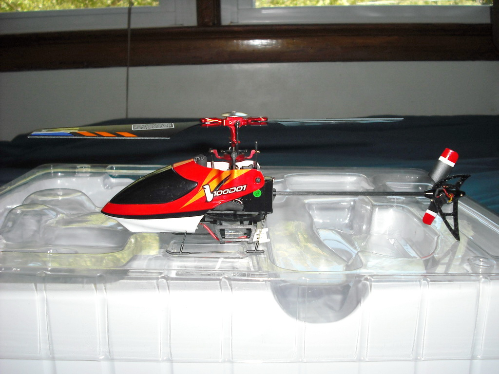 Walkera V100D01 Helicopter