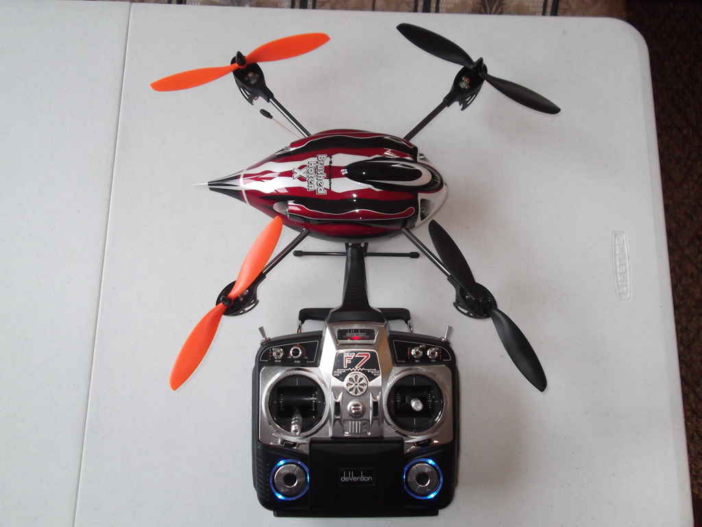 Walkera Hoten X Quadcopter