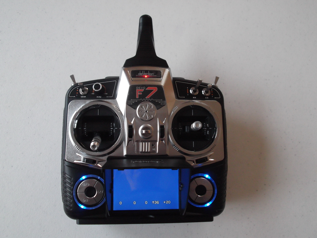 Walkera Devo F7 Transmitter