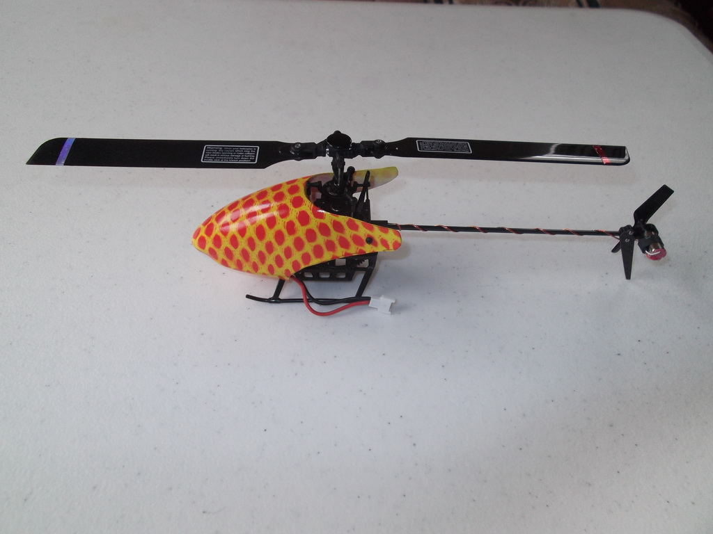 Custom Painted Rc Helicopter Canopies