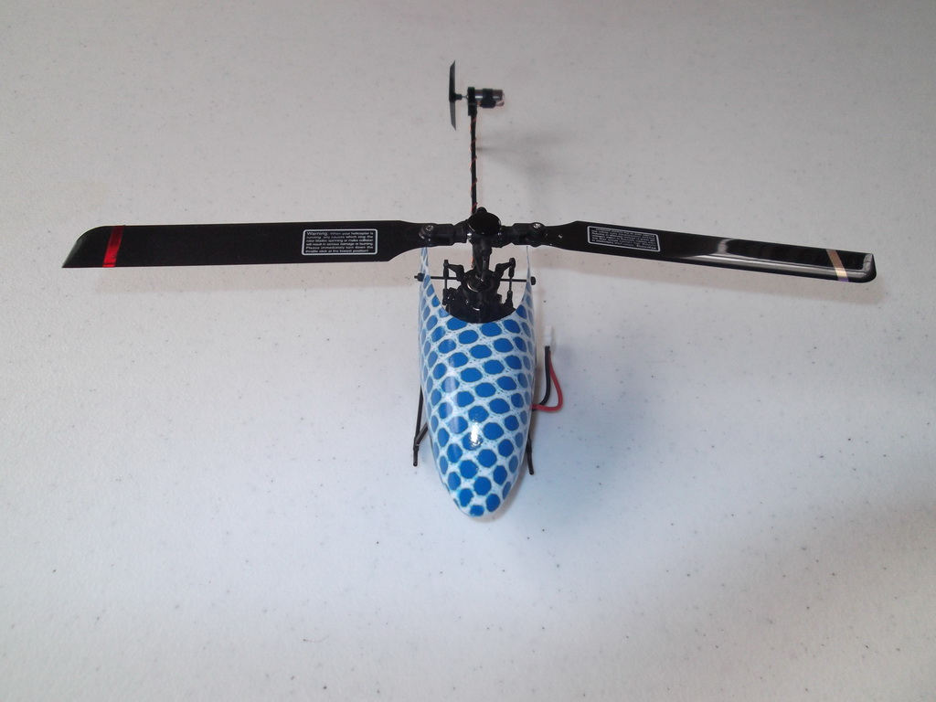 Custom papers review quadcopter