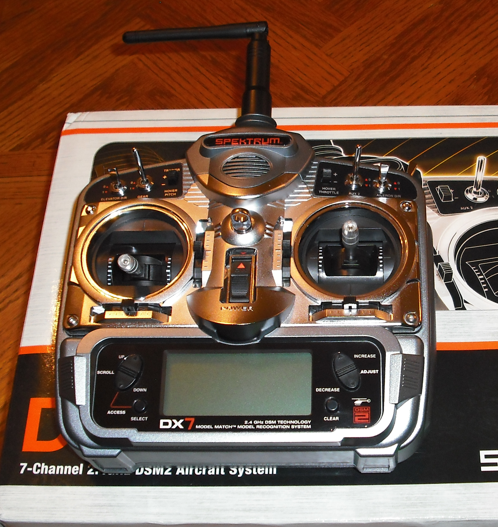 Spektrum DX7 Transmitter