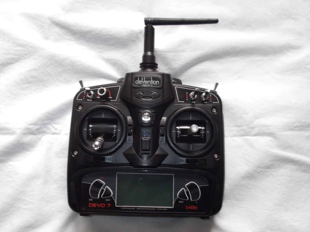 Walkera Devo 7 Transmitter