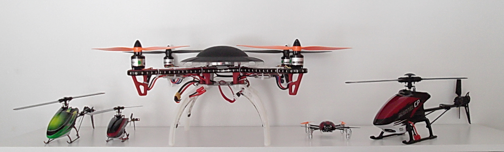 RC Helicopters - RC Quadcopters
